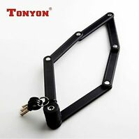 Tonyon Bike Lock / Ty-3853-b Bicycles Joint Security Lock / Cycling