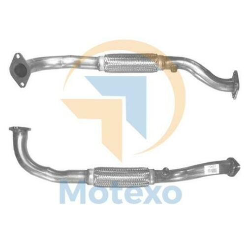 Fitting Kit 2yr Warranty BM70420 Exhaust Front Pipe