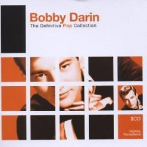 """BOBBY DARIN """"THE DEFINITIVE POP COLLECTION"""" 2 CD NEW!"""