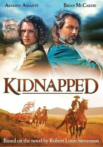Kidnapped (1995 Armand Assante) DVD NEW