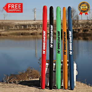 High Elastic Fishing Rod Bag Cover Case Sleeve Fish Pole Protection Sock Rope