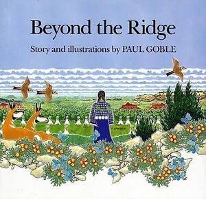 Beyond-the-Ridge-Goble-Paul-Very-Good-Book