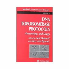 DNA Topoisomerase Protocols, Part II: Enzymology & Drugs (Methods in Molecular B