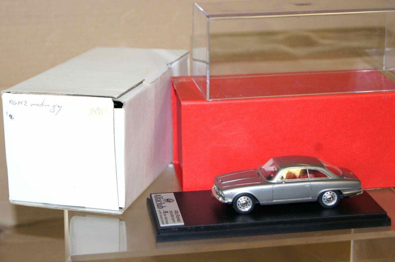 Señor alfaclub Alfa Romeo 2000 2600 Sprint Coupe argento Ar