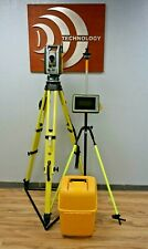Trimble Rts633 3 Dr 300 Robotic Total Station With Kenai Fieldlink For Mep