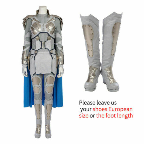 Ragnarök Valkyrie Cosplay Costume Halloween Outfit Women Customize B The Thor 3