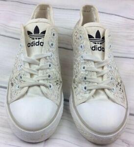 adidas lace pumps ebay - 59% OFF