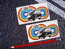 VW BAY T2 Home Sweet Home Window Stickers Westfalia Westy VDUB Volkswagen Camper