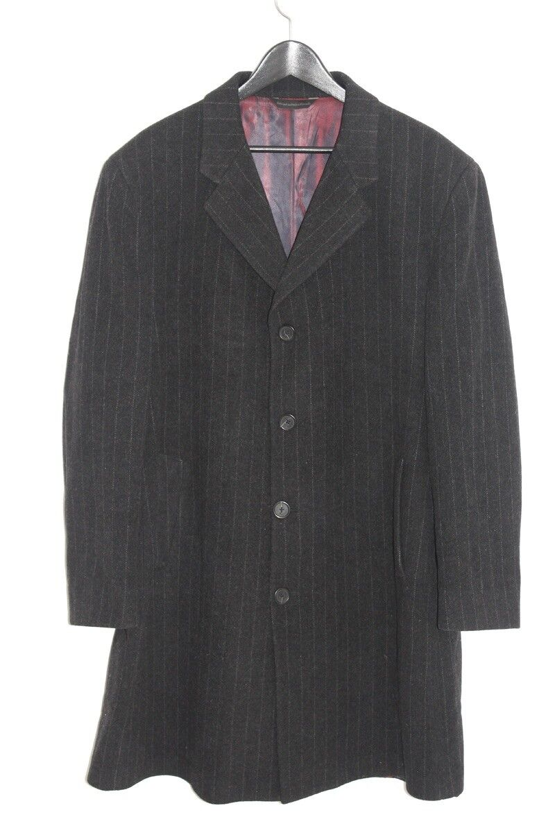 Men's Newman Marcus 100% Wool Coat
