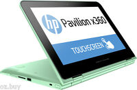 Hp Pavilion X360 Convertible 11.6 Laptop/tablet Core M3-6y30 4gb 128g Ssd Win10