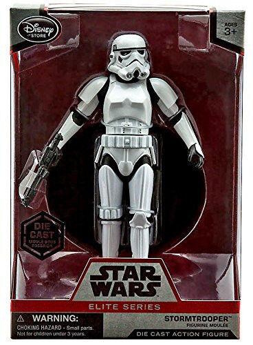 Star Wars 6.5'' Elite Series Series Series Die-Cast Figure Stormtrooper (Episode IV  A New Hop 55ff9b