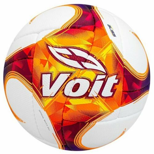 Details about  /Voit Liga MX Official Match Ball Clausura 2021 White-Orange