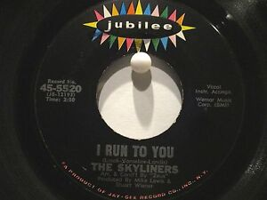 The Skyliners Don't Hurt Me Baby - I Run To You