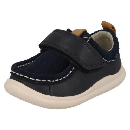 Cierre Casual Nube Infantil Cuero Adhesivo Zapatos De Niño Clarks Verano Bebé aExqqZX