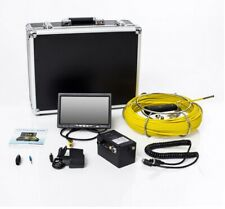 Eyoyo Dvr Pipe Inspection Camera 7lcd Monitor Video Plumbing System For Sewer