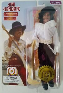 Mego Figurine Jimi Hendrix BRAND NEW