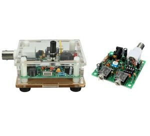 S-PIXIE-CW-Ham-Amateur-Shortwave-Radio-Transceiver-7-023Mhz-Telegraph-W-Case-S