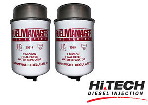 Fuel-Manager-Replacement-Diesel-Filter-Element-2-Micron-35614-Twin-Pack