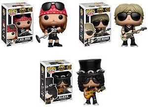 Funko-POP-Rocks-GUNS-N-ROSES-VINYL-FIGURE-SET-Slash-Axl-Rose-Duff-McKagan