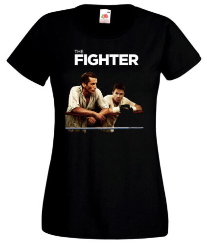 The Fighter T-shirt black Movie Poster all sizes XS...XL