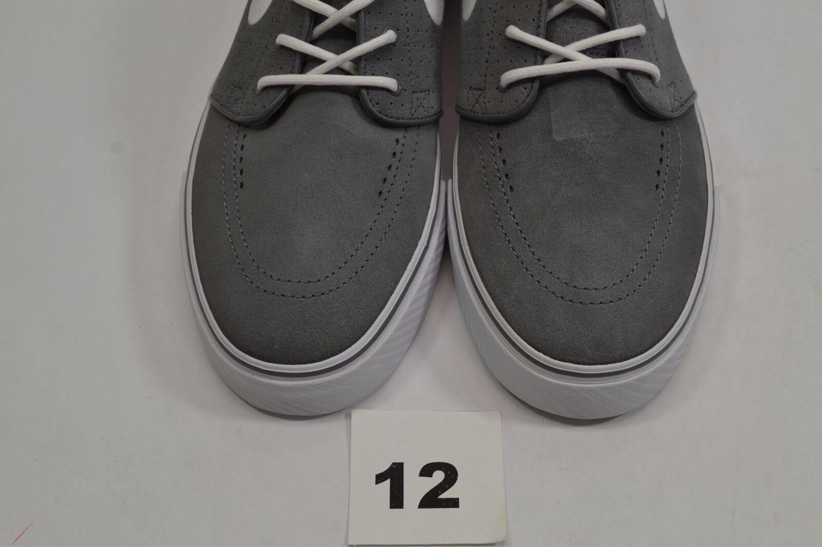 Nike ZOOM STEFAN JANOSKI Cool Grey Grey Grey White Gum  Discounted (293) Men's shoes 134b89
