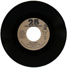 """BILL HARRIS  """"AM I COLD, AM I HOT - LONG VERSION""""  KILLER 70's MOVER   LISTEN!"""