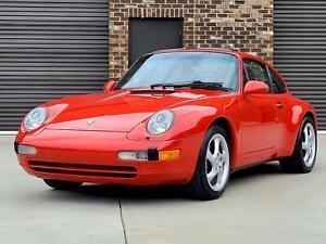 1995 Porsche 911 993 Carrera 4