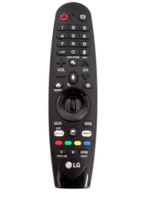 LG AN-MR650A TV Remote Control OLED65B7P, OLED65C7P, OLED65B7A, OLED65E7P