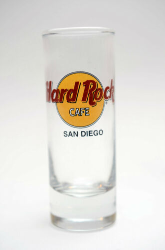 Hard Rock Cafe Shot Glass 4/'/' shooter glas Series HRC Hotel Drink Collect Logo