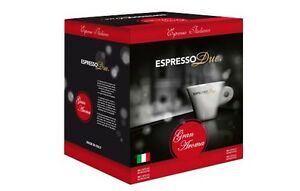 Paket-200-Kapseln-Kaffee-039-Espresso-Due-gran-aroma-fuer-Maschinen-315-321
