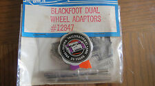 Tamiya Blackfoot Monster Beetle Mudblaster Dual Wheel Adaptors Parma Vintage