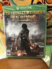 Dead Rising 3: Apocalypse Edition Xbox One Factory Sealed! Ready To Ship!!