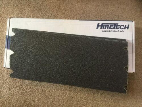 10 floor sander abrasive sheets 24 grit Hiretech HT8