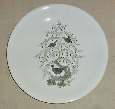 """Wedgwood Partridge In A Pear Tree Dinner Plate (10 1/4"""")"""