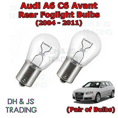 04-09 Audi A4 B7 Trasero Foglight Bombillas//Bombilla Luz Luces De Niebla 382 12v 21w