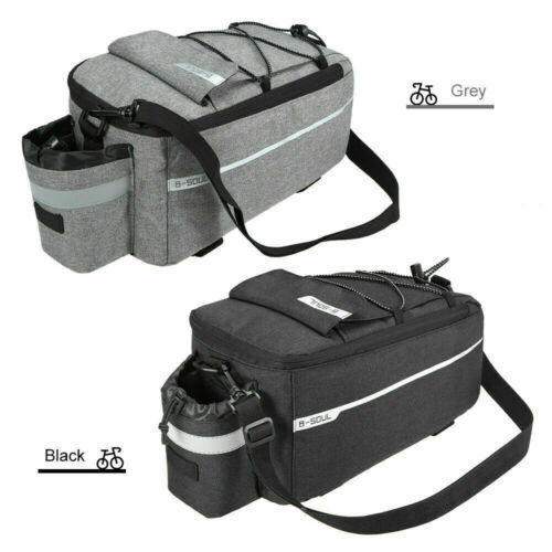 Fahrrad Gepäckträgertasche Multifunktionale MTB Isolierte Umhängetasch DE