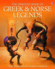 Usborne Illustrated Guide to Greek and Norse Legends by Cheryl Evans, Anne Millard (Paperback, 1987)