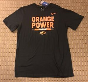 01883fc67 Oklahoma State Cowboys Nike Local Verbiage T-Shirt Size Large New ...