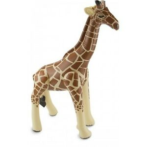 Giraffe-XXL-65-x-74cm-Inflatable-Novelty-Party-Accessory-Room-Decoration