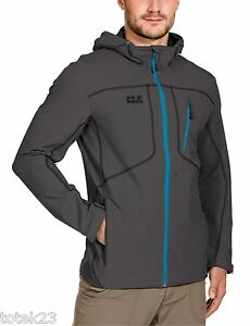 Details about Jack Wolfskin Rock Me Jacket Men's Softshell Jacket size XXL