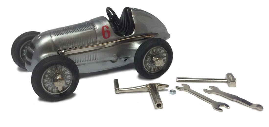 Schuco MERCEDES-BENZ VINTAGE CLASSIC RACER (Kompressor Studio) con accessori