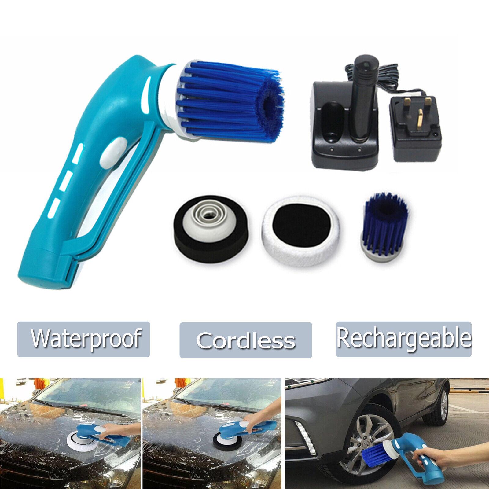 Car Polishing Mini Cordless Polisher Handheld Electric Cleaner Machine Waterprof
