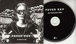 FEVER-RAY-An-Exclusive-Mix-2009-UK-8-track-promo-only-CD