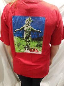 Rare-U-P-O-No-Pleasantries-T-shirt-2000-Hard-Rock-Metal