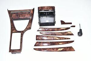 BMW E53 X5 Decorativo Strip Tablero Acabado Interiores 7077955 8245950 8402967