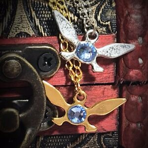 The-Legend-of-Zelda-Ocarina-of-Time-Navi-Fairy-Collectible-Chain-Necklace