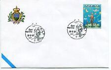 1997-05-19 San Marino 5° simposio ufologia ANNULLO SPECIALE Cover