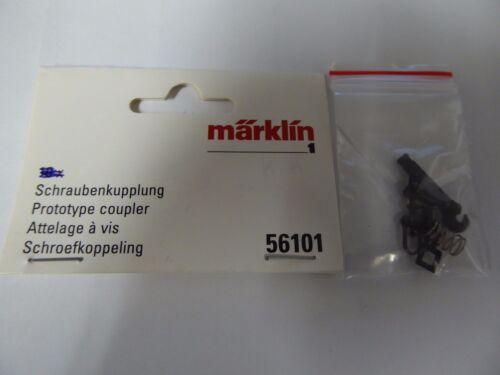 56101 1 x Schraubenkupplungen OVP Ersatzteil,Neuware Märklin Spur I