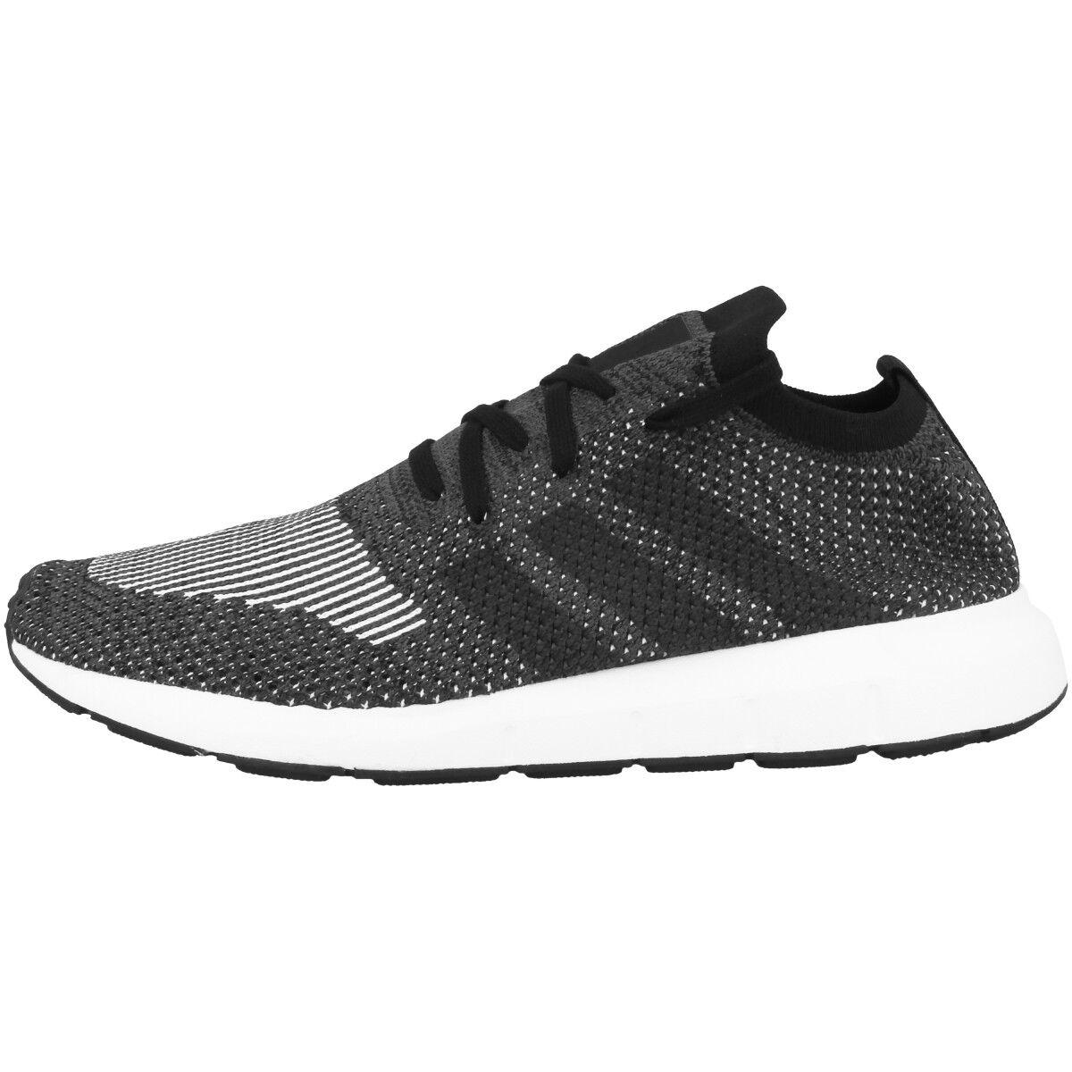 Adidas Freizeit Swift Run PK Zapatos Freizeit Adidas Sneakers Primeknit Sneaker Negro Gris CQ2889 eec922
