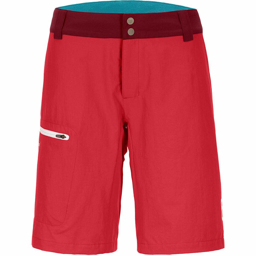ORTOVOX Merino Shield Zero Pelmo Shorts Women Mountainwear Size XL